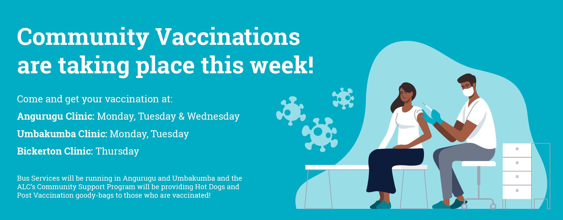 Community Vaccinations